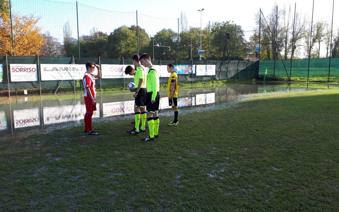 Femminile C: rinviato il match con la capolista Vicenza.